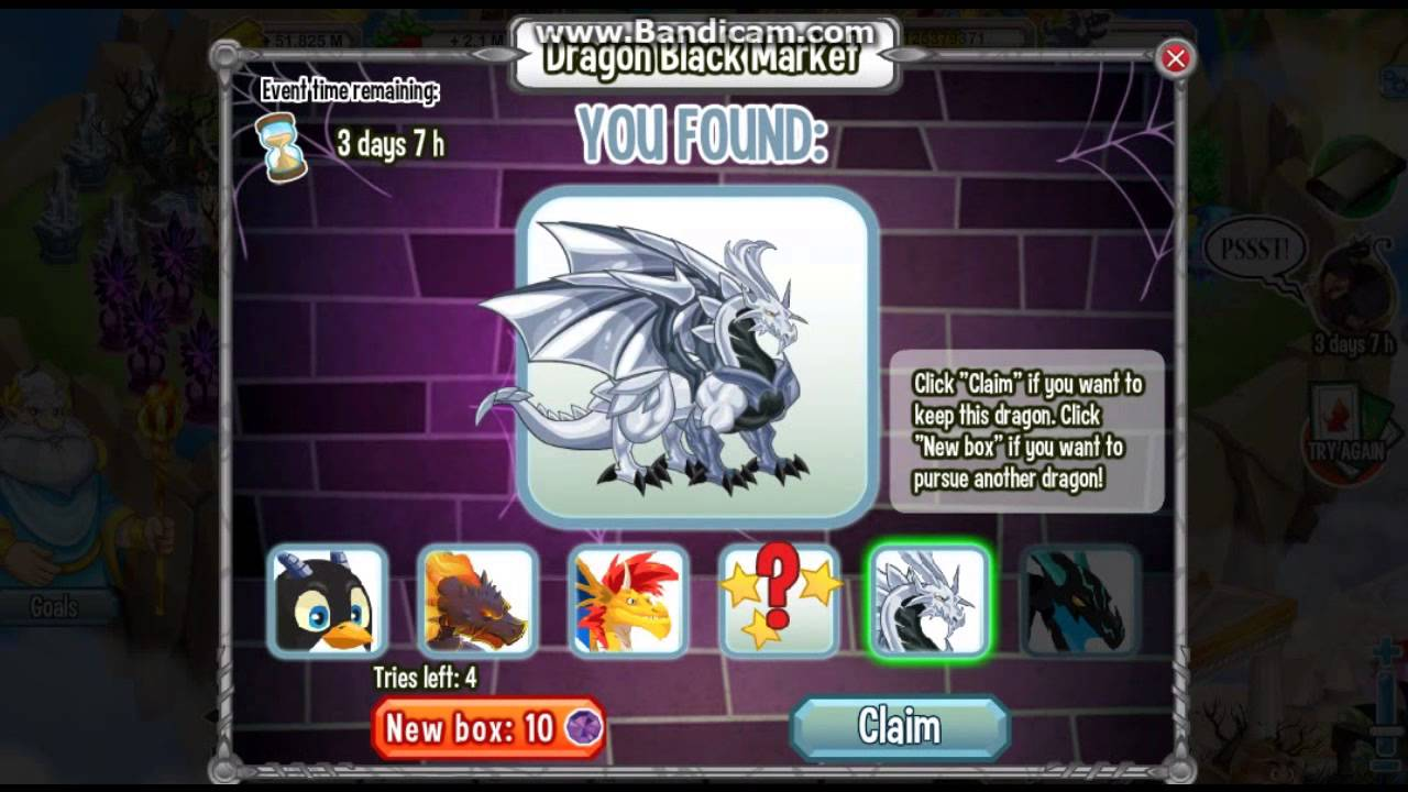 Dragon City : How to get Burning Dragon - YouTube