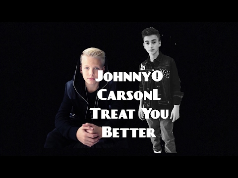 Johnny Orlando treat you better with...