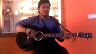 ab na jaa euphoria guitar cover