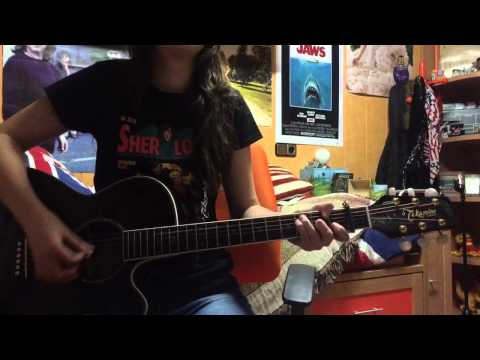 How to Play The Only Exception by Paramore on guitar