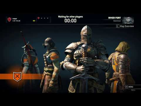 For Honor Closed Beta: First Impressions, aka This is Not Chiv