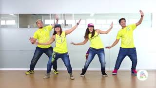 Tutorial Zumba - Worth It  Zumba Fitness by Live Love Party