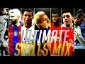 2017 Ultimate Football Players Skills Mix! (Ft. Ronaldo, Messi, Neymar, Pogba, Ozil and more) | 4K