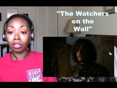"Game of Thrones S4 E9 ""Watchers on The Wall"" Reaction"