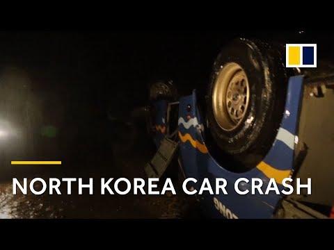 Chinese tourists killed in North Korea crash