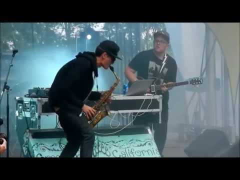 GRiZ @ Wakarusa 2013 - part 1 [great audio!]