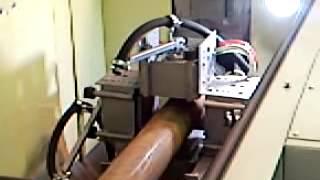 АОКС BM81-LT автоматическая дробеструйная установка(Автоматическая установка дробеструйной обработки труб и профильного проката АОКС BM81-LT (настройка камеры)..., 2012-07-27T07:16:04.000Z)