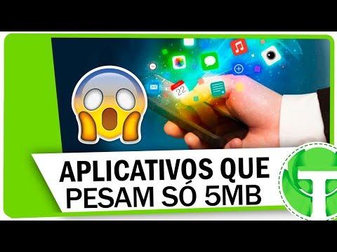 5 Melhores aplicativos