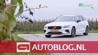 Volvo V60 T8 Twin Engine rij-impressie