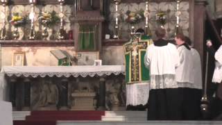 Tridentine Mass - 3rd Sunday after Epiphany - St Walburge
