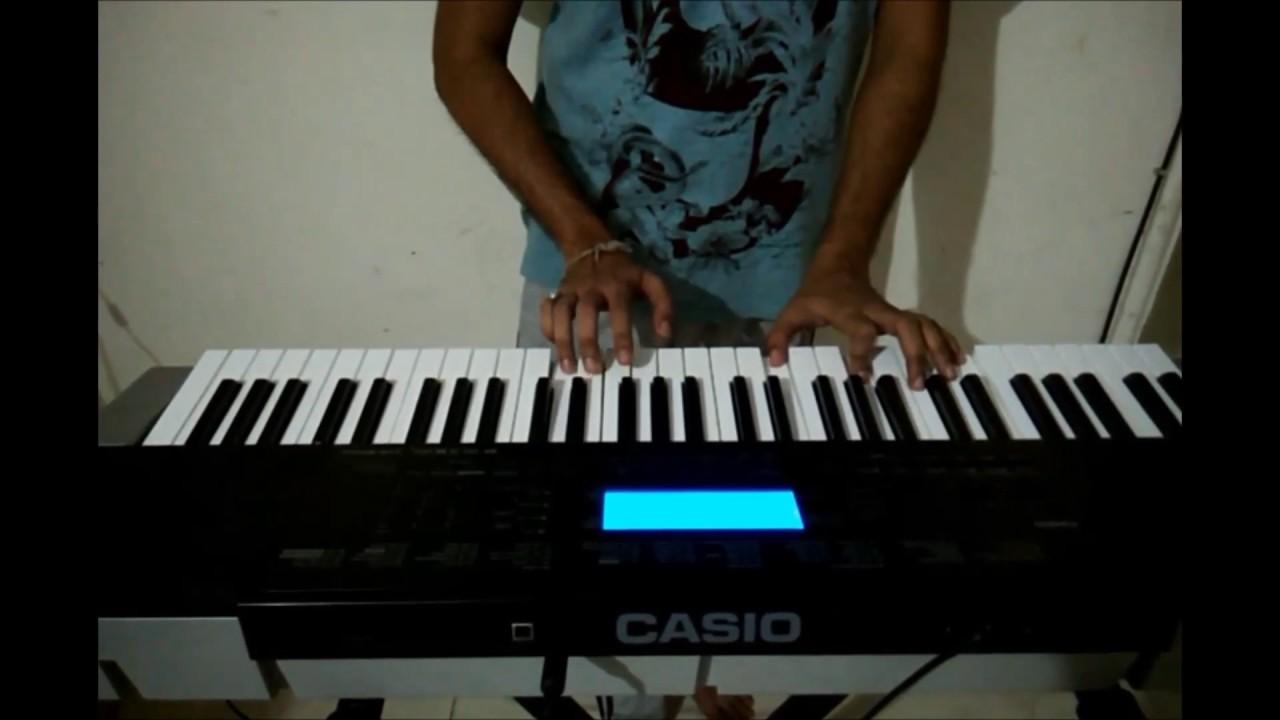Pehla nasha_Piano Cover_Jo jeeta wohi sikandar - YouTube