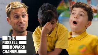 Kids Give Russell Howard Parenting Advice | Playground Politics | The Russell Howard Hour