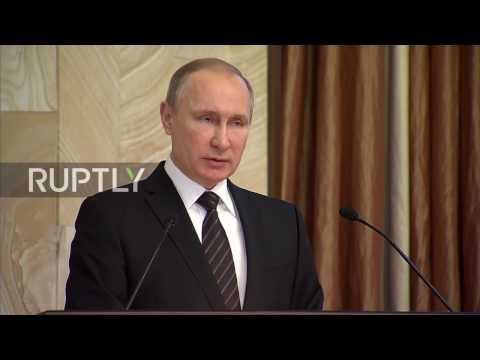 Russia: NATO 'trying to draw us into a confrontation' - Putin