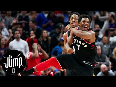 Chauncey Billups on Raptors: 'I think they're gonna make a long run' | The Jump | ESPN