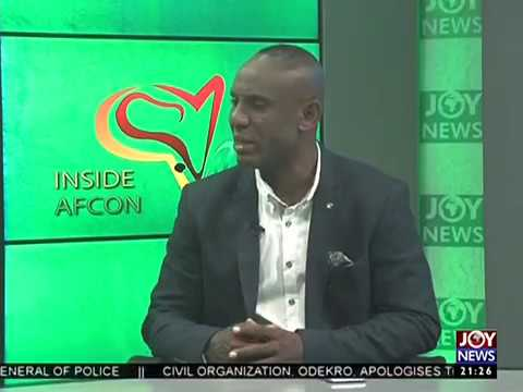Egypt beat Black Star to top Group D - Inside AFCON on Joy News (25-1-17)