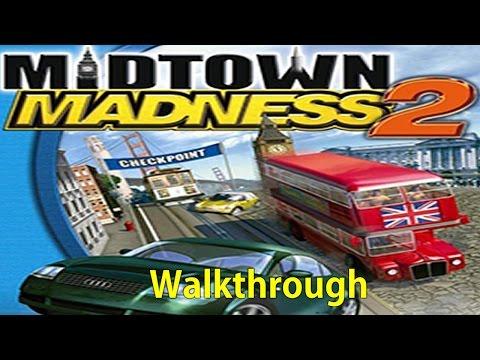 Midtown Madness  Cheats Unlock All Cars On Pc