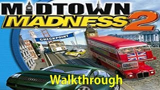 Midtown Madness 2 Walkthrough