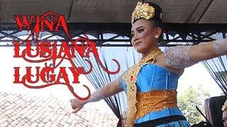 Tari Sunda Jaipong DURIAT I Wina Lusiana Lugay @ Mayang Cinde Group