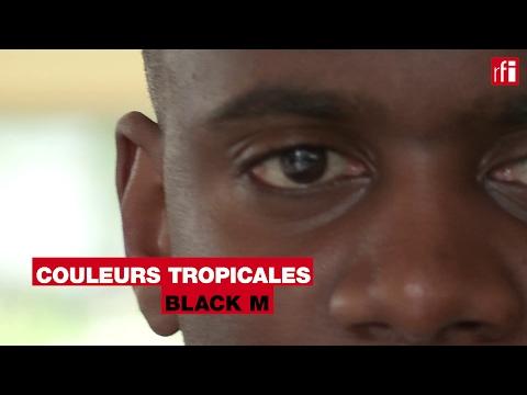 Black M : pourquoi je suis insatisfait ! au micro de Couleurs tropicales @RFI