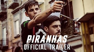 PIRANHAS - Official U.S. Trailer