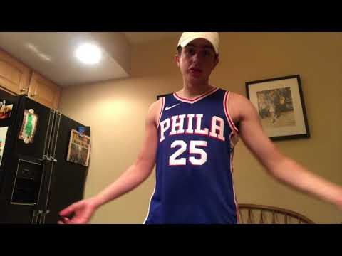 NIKE SWINGMAN JERSEY REVIEW!! BEN SIMMONS PHILLY JERSEY AND WHY YOU SHOULD BUY ONE!!!!