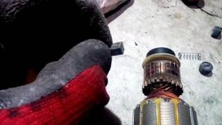 Почему быстро сгорают щётки?