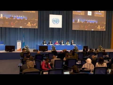 UNIDO's 17th General Conference - Day 1