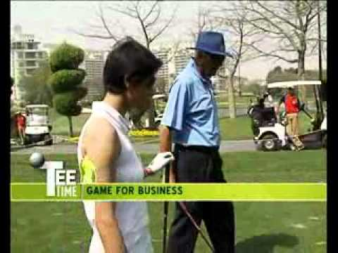 KP Singh of DLF On Tee Time With Shaili Chopra on ET NOW.VOB_1.flv
