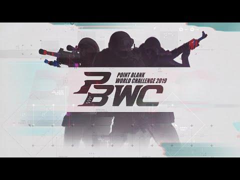 Point Blank -  PBWC 2019 и PBIWC 2019 День 1