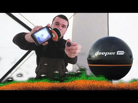 Эхолот или Видеоудочка (подводная камера)