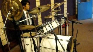 Music Malaysia - Drum Solo