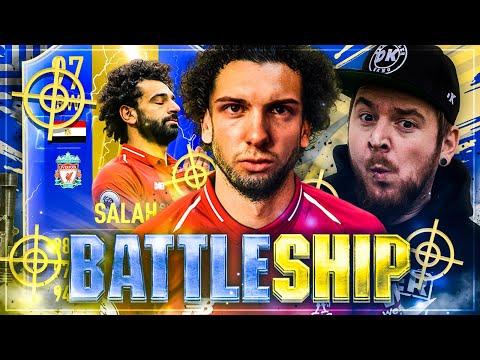FIFA 19: 97 TOTS SALAH BATTLESHIP WAGER vs DerRentner 😱🔥 (mit bisschen Rage)