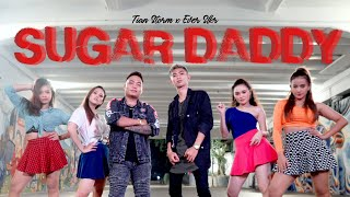 Download SUGAR DADDY - Tian Storm x Ever Slkr  (Official Music Video) DISKO TANAH