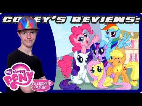 Corey's Reviews: My Little Pony: Friendship Is Magic