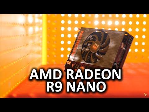 AMD Radeon R9 Nano - The Ultimate Compact Video Card?