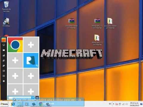 minecraft sin descargar para jugar online