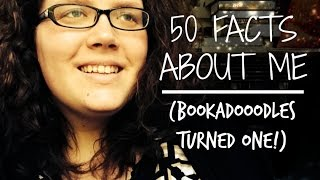 50 FACTS ABOUT ME Thumbnail