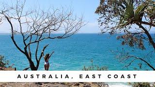 Australia Vlog - East Coast Part 3 - The road from Noosa to Sydney