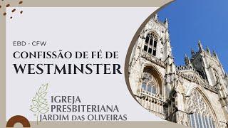 Dos Sínodos e Concílios | Rev. Edward Lima | 25/out/2020