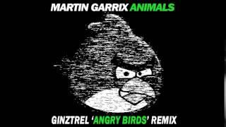 Martin Garrix - Animals (Ginztrel