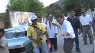 Ríos Piter bailando en campaña / Jaguar de la Costa