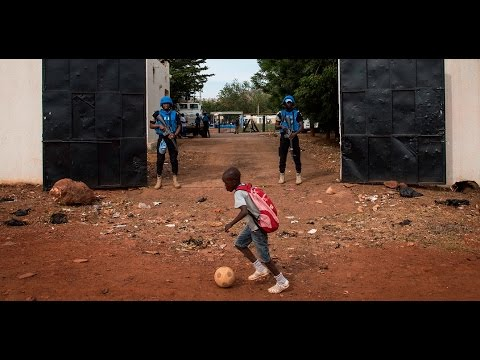 Can Sport Help Build Peace?