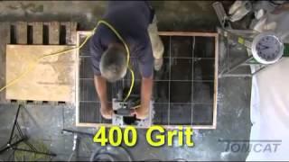 Восстановление мрамора с помощью EDGE (вид сверху)(Показаны все этапы восстановления мраморного пола с использованием машины EDGE 20HD. Данное видео может быть..., 2013-03-23T15:13:17.000Z)