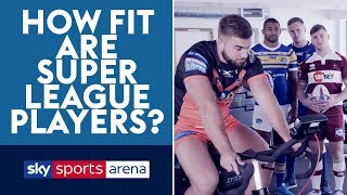 How FIT are Super League players? The Brownlee Brothers find out!