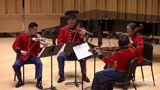 "AMINIKIA String Quartet No. 2, One Day; Tehran (2009) - ""The President's Own"" U.S. Marine Band"