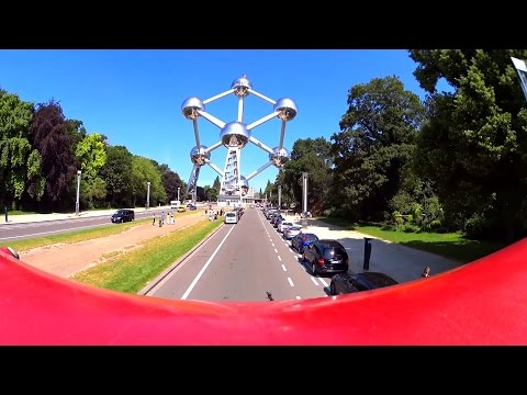 1 hour | CitySightseeing Brussels - Blue Line