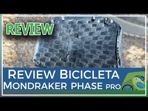 Review bicicleta Mondraker Phase Pro de Antasis desde Murcia