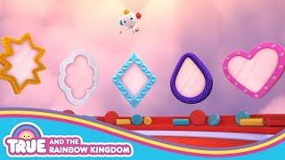 Rainbow King's Magic Mirrors | True Winter Wishes | True and the Rainbow Kingdom Season 4