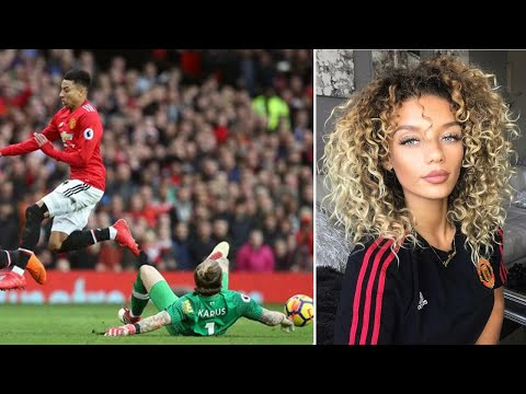 'At least I can say I tried': Manchester United forward Jesse Lingard dumped by actress girlfriend