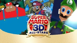 Super Mario 3D All-Stars is Pathetic